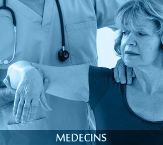 Médecins de l'épaule - Centre Orthopédique Santy