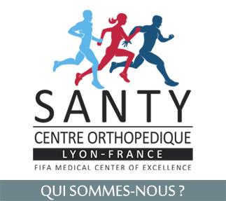 Centre Orthopédique Santy - Lyon
